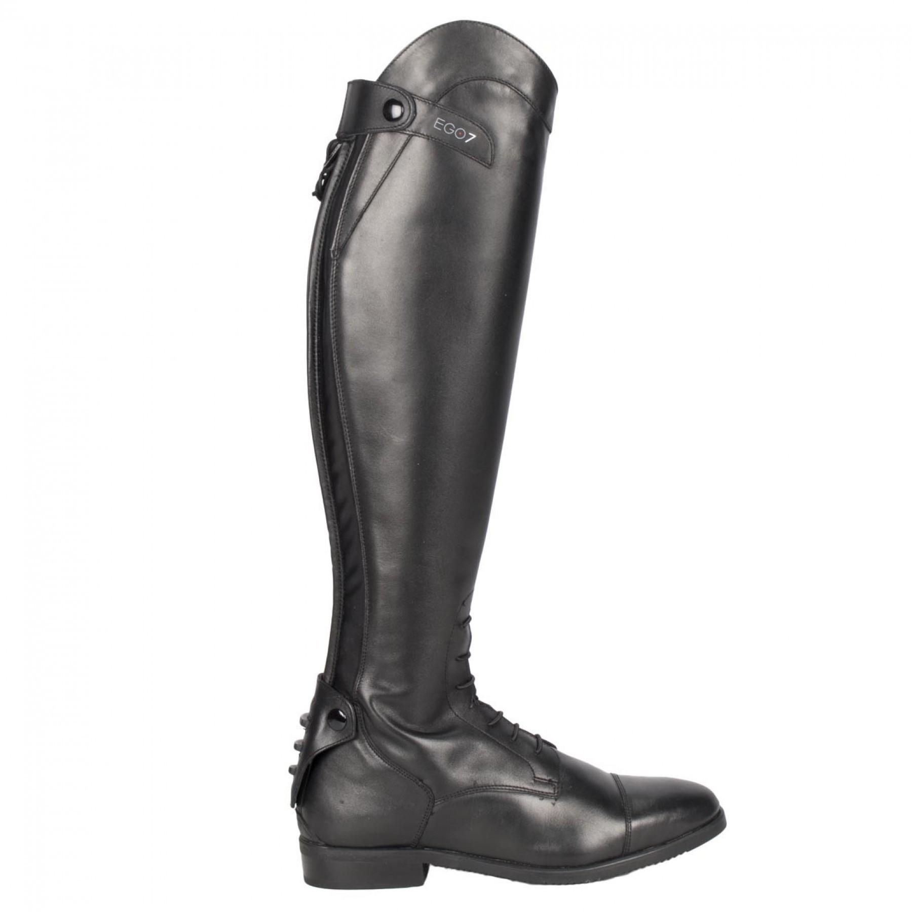 Mini Chaps Free Jump se rapportant à bottes ego7 demi-mesure look moderne cuir souple et solide